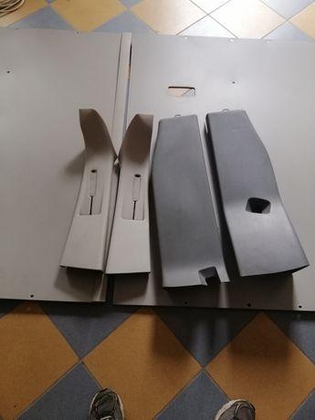 Стойки(накладки стоек на Т5 фольксваген)