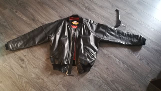 Kurtka skórzana Harley Davidson