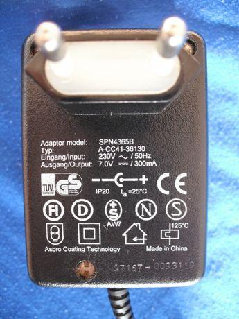 Transformador 7.0 Volts 300mA bastante estável