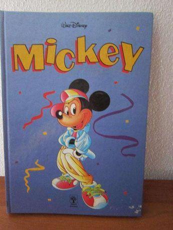Walt Disney - Mickey Abril Jovem Banda Desenhada BD