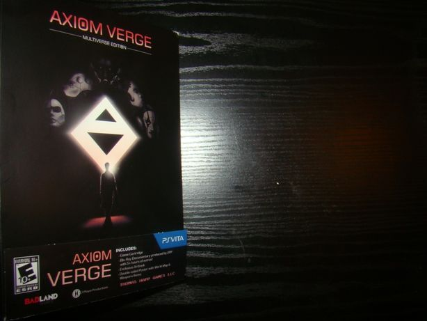 Axiom Verge : Multiverse Edition для PS VITA БЕЗ картриджа.