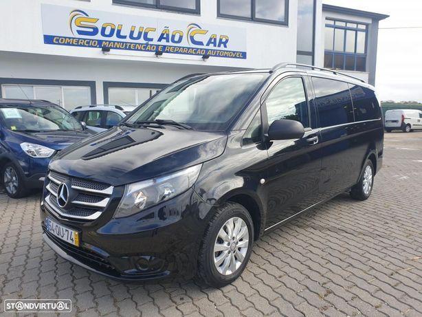 Mercedes-Benz Vito 111CDI TOURER EXTRA-LONGA 9L