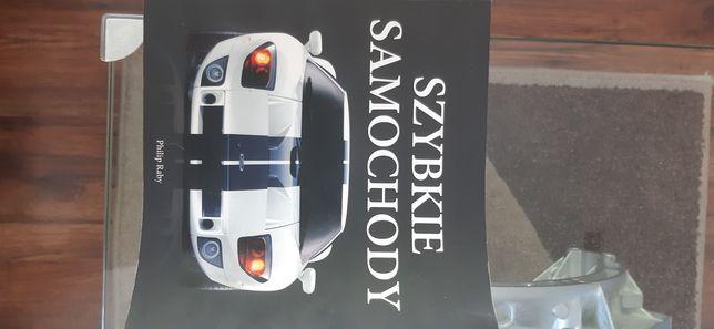 Sprzedam książkę Szybkie samochody