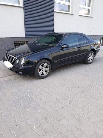 Mercedes CLK200 zadbany, benzyna+gaz