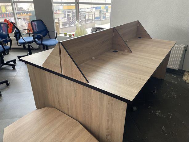 Офисная мебель РАСПРОДАЖА столы кресла стулья тумбы шкафы диваны