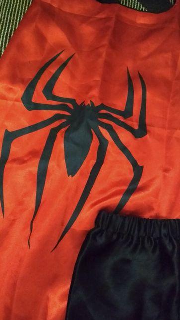 Костюм паука, к хеллоуину