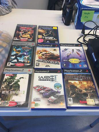 Gry dla Playstation 2