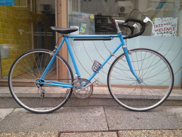 Bicicleta Clássica Restaurada Esmaltina