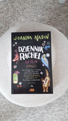 Dziennik Rachel lat 13 i 3/4-Joanna Nadin