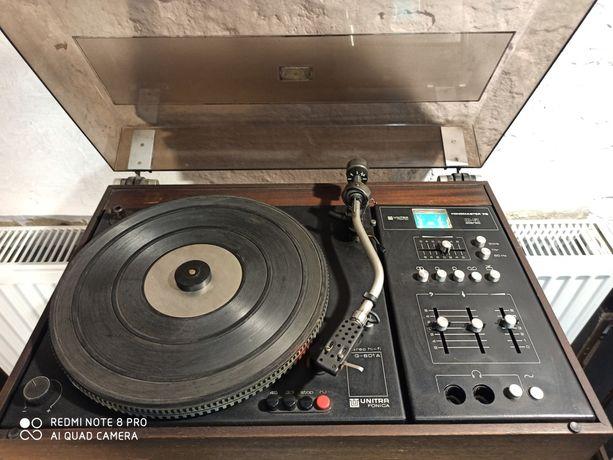 UNITRA Fonica Fonomaster 76 G-601A WG-610