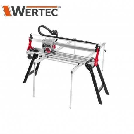 Przecinarka stołowa wodna do ciecia płytek 1200mm 2300W WERTEC