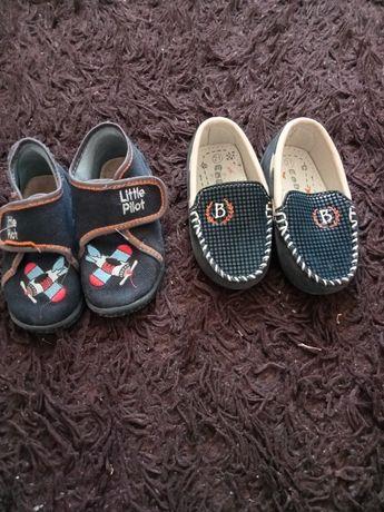Туфельки для мальчиков