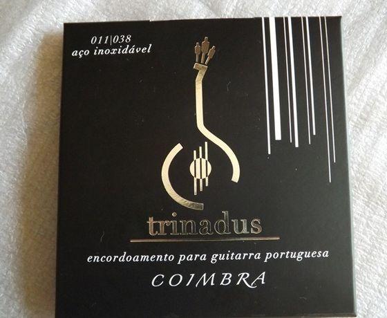 Cordas guitarra portuguesa Coimbra - Trinadus