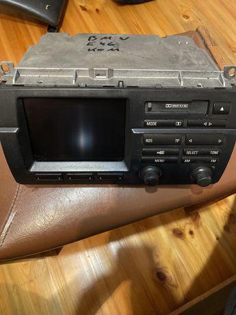 Bmw e46 radio nawigacja