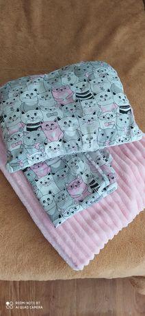 Плюшеве одіялко,подушка і х/б пеленка