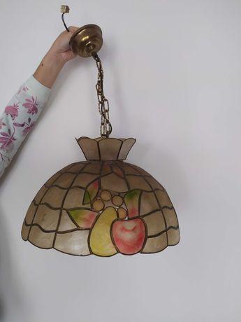 Lampa ozdobna + 4 klosze