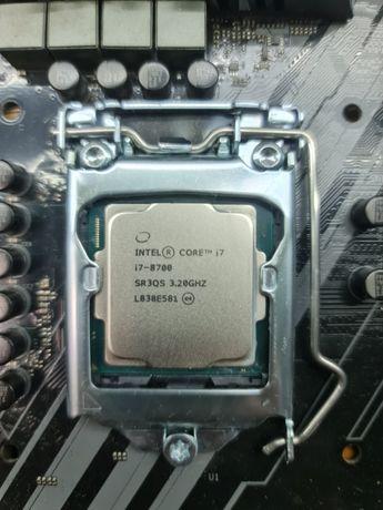 Процессор Intel Core i7-8700 3,2-4,3Ghz (6ядер,12потоков)