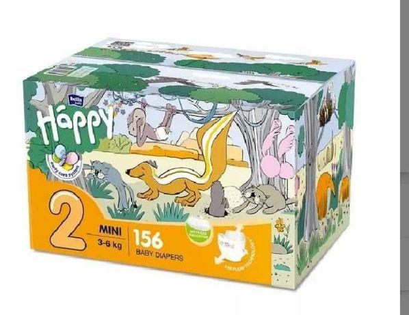 Pieluszki Happy 2 PROMOCJA!