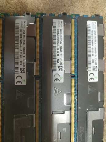 32 GB DDR3 Reg PC3L