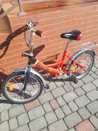 Велосипед  Profi, шини 18