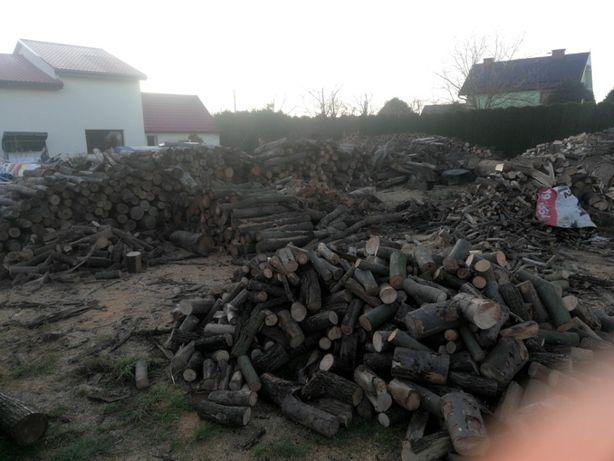 drewno opałowe i kominkowe transport gratis super cena