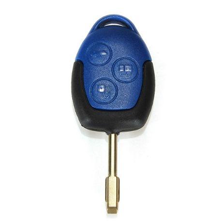 Kluczyk Ford Transit niebieski od 2006 do 2014 +kodowanie