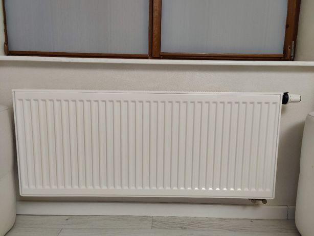 Комплект радиаторов KERMI с дорогими терморегуляторами Danfoss