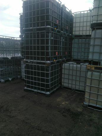 Zbiornik 1000l paletopojemnik mauzer