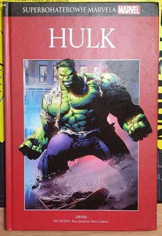 Superbohaterowie Marvela - Tom 5 - Hulk