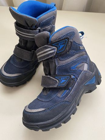 Зимні черевики на хлопчика Bartek