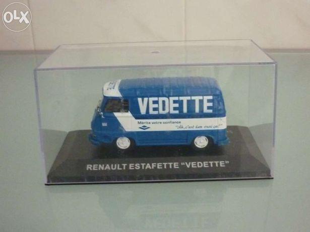 "Renault Estafete ""vedette"""