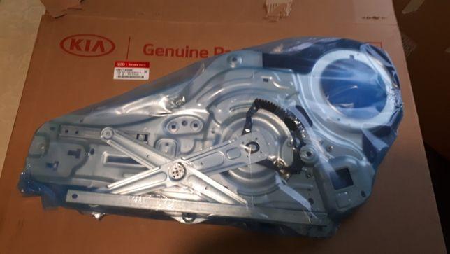 Mechanizm otwierania szyby przód lewy Kia Sportage 2012
