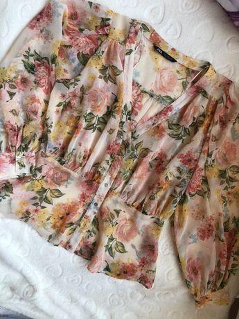 Koszula mgielka Zara