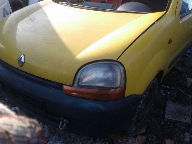 Reno Renault Kangoo 1 1.9 Diesel 98r Katalizator Rura Wydech Tłumnik