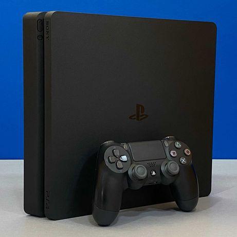 PS4 Slim 500GB + Comando
