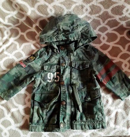 Куртка/парка на мальчика Minoti