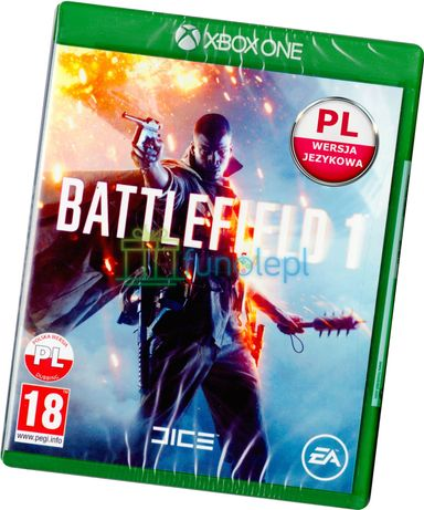 Battlefield 1 Xbox One Dubbing Full PL Nowa