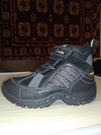 Clarks ботинки зима. Р.7