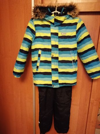 Комплект Ленне куртка полукомбинезон