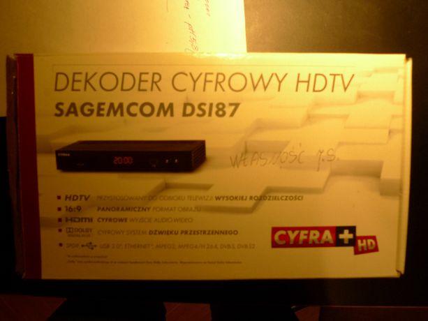 Tuner Sagecom DSI87