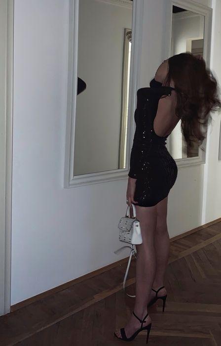 Вечернее платье с открытой спиной Киев - изображение 1