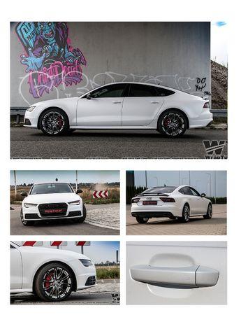 Profesjonalne oklejanie samochodów. zmiana koloru, ochrona PPF