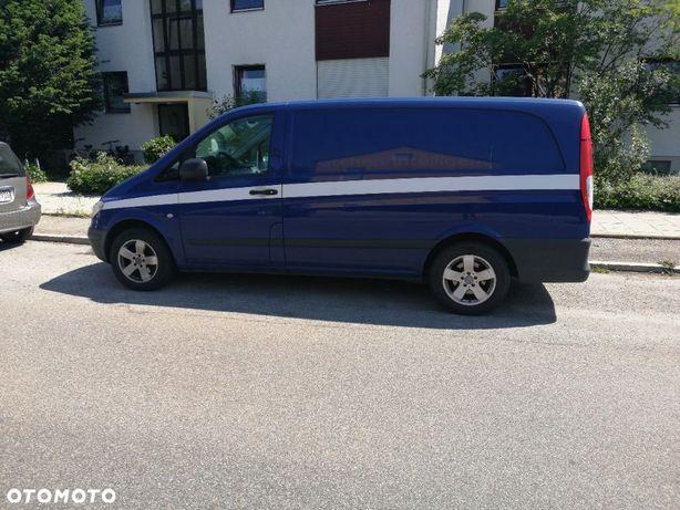 Mercedes-Benz Vito  Vitold 639 szybka sprzedaż