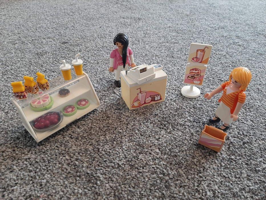 Playmobile kafejka, cukiernia Jastrzębie-Zdrój - image 1