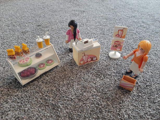 Playmobile kafejka, cukiernia