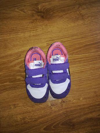 """Sprzedam buty dla dziewczynki """"Puma"""" rozm.23"""