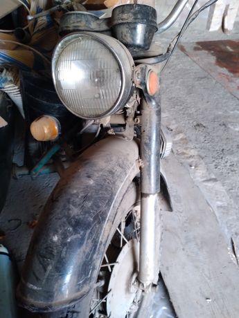 Продам мотоцикл Днепр мт-11.