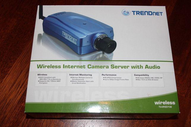 Kamera IP, firmy Trendnet model TV-IP201W
