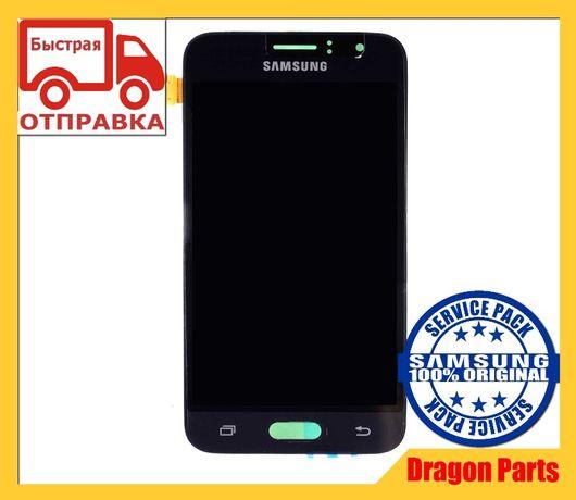 Дисплей и сенсор Samsung Galaxy J1 J120H Все цвета, Оригинал