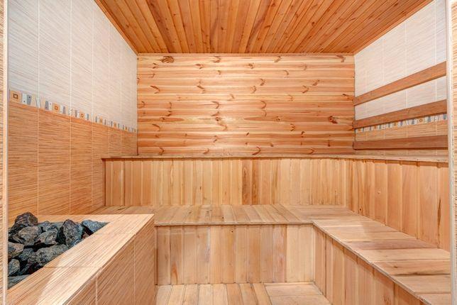 "Банный комплекс "" Дубки"" сауна баня от 150грн/час. Нивки Виноградар"
